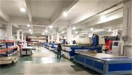 实验室操作台生产车间
