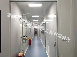 重庆实验室装修